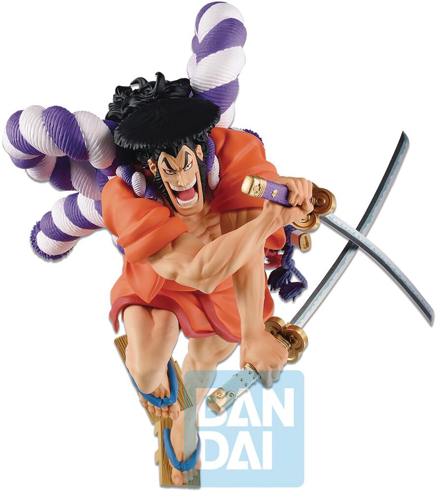 - Ichiban - One Piece - Kozuki Oden (Legends Over Time), Bandai Spirits Ichibansho Figure