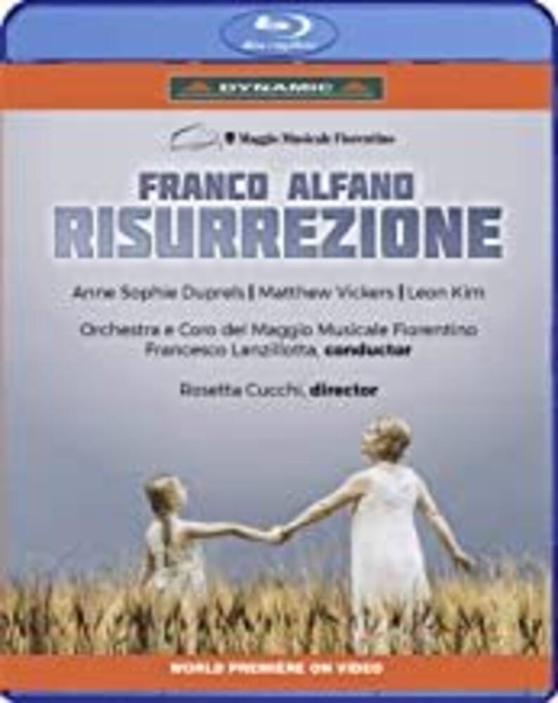 Alfano / Lazillotta - Risurrezione