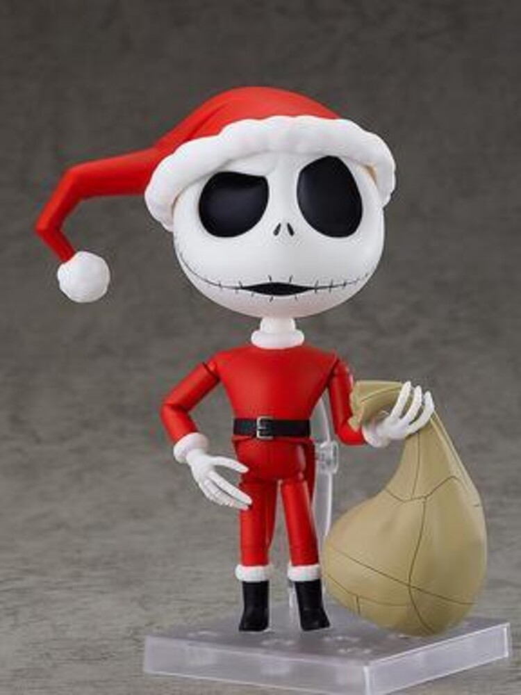 Good Smile Company - Good Smile Company - Nightmare Before Christmas - Nendoroid Jack Skellington: Sandy Claws Version