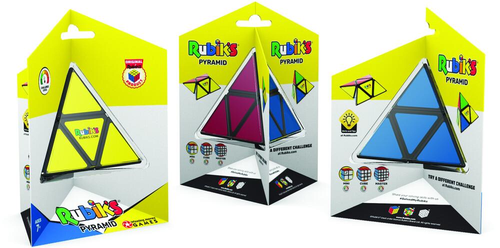 Rubik's Pyramid - Rubik's Pyramid