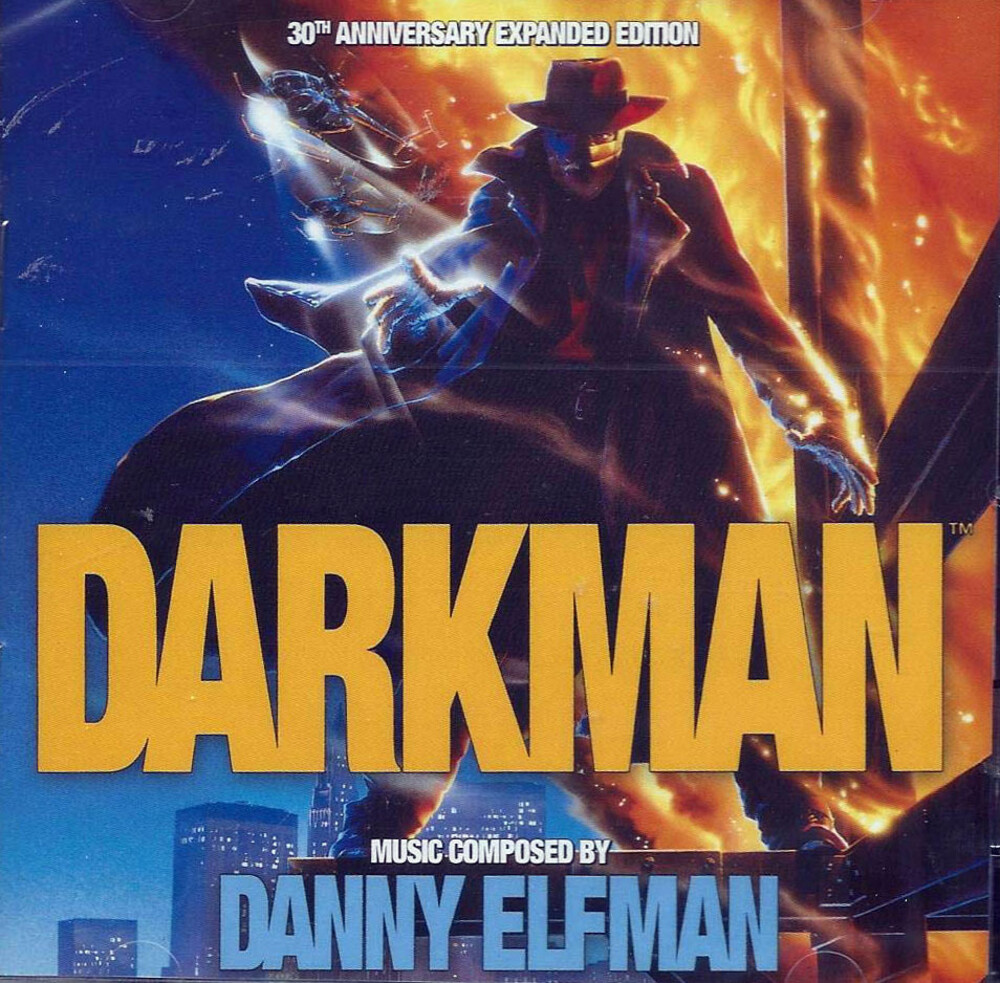 Danny Elfman  (Ltd) (Exp) (Rmst) (Ita) - Darkman: 30th Anniversary Edition / O.S.T. [Limited Edition]