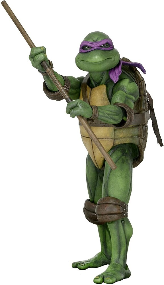 - NECA - TMNT Donatello 1/4 Scale Action Figure