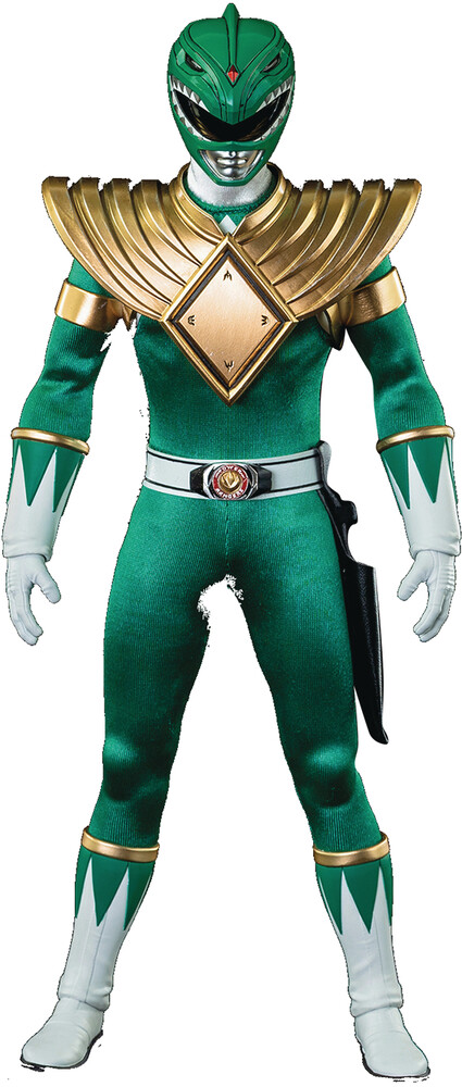 THREEZERO - THREEZERO - Mighty Morphin Power Rangers Green Ranger 1/6 Scale ActionFigure (Net)