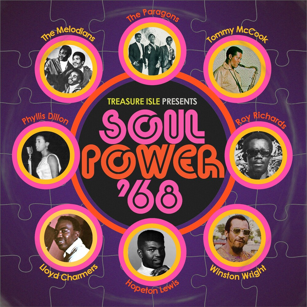 Soul Power 68 / Various - Soul Power 68 / Various (Uk)