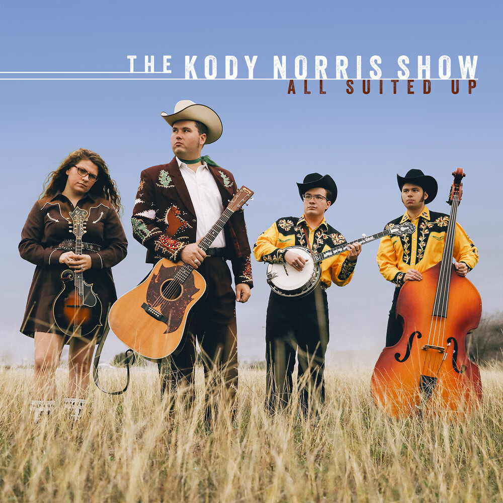 The Kody Norris Show - All Suited Up [Digipak]