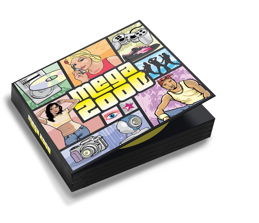 Mega 2000 / Various - Mega 2000 / Various
