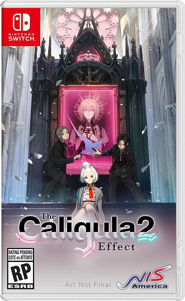 - The Caligula Effect 2 for Nintendo Switch