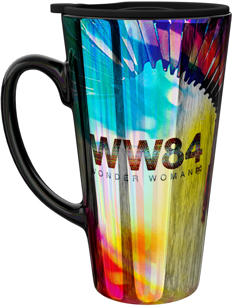 - Dc Wonder Woman Ww84 15oz Mug (Mug)