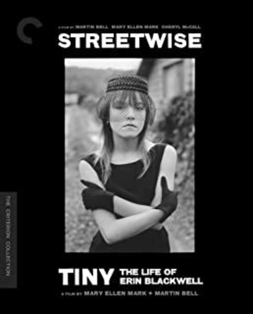 - Streetwise/Tiny: The Life Of Erin Blackwell Bd
