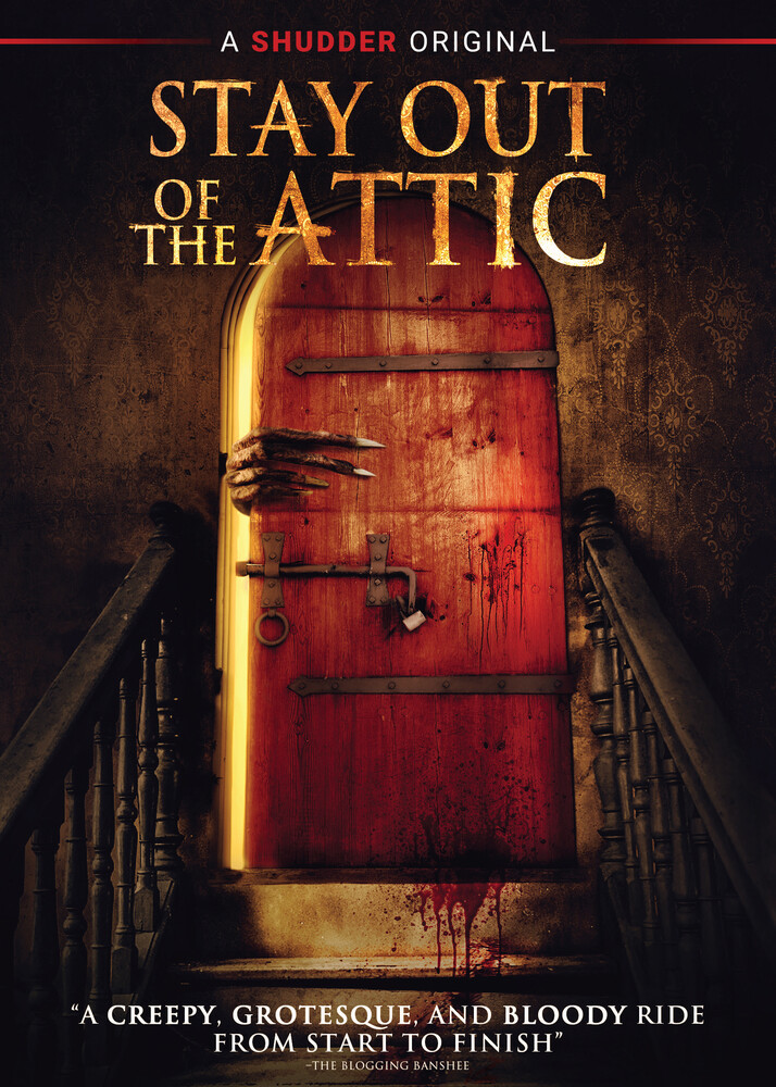 - Stay Out Of The Attic Dvd / (Sub)