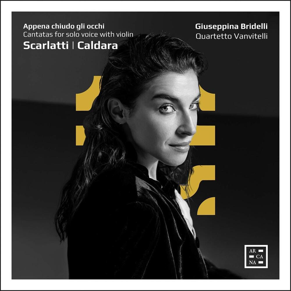 Caldara / Bridelli / Quartetto Vanvitelli - Appena Chiudo Gli Occhi