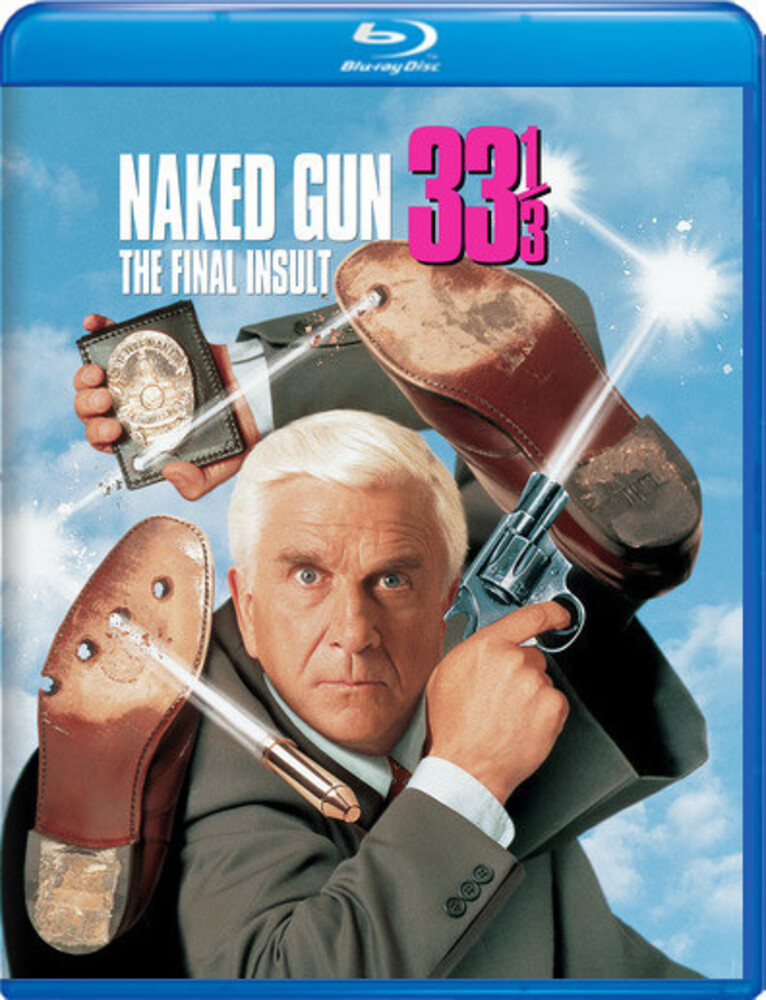 - Naked Gun 33 1/3: Final Insult / (Mod Ac3 Dol)