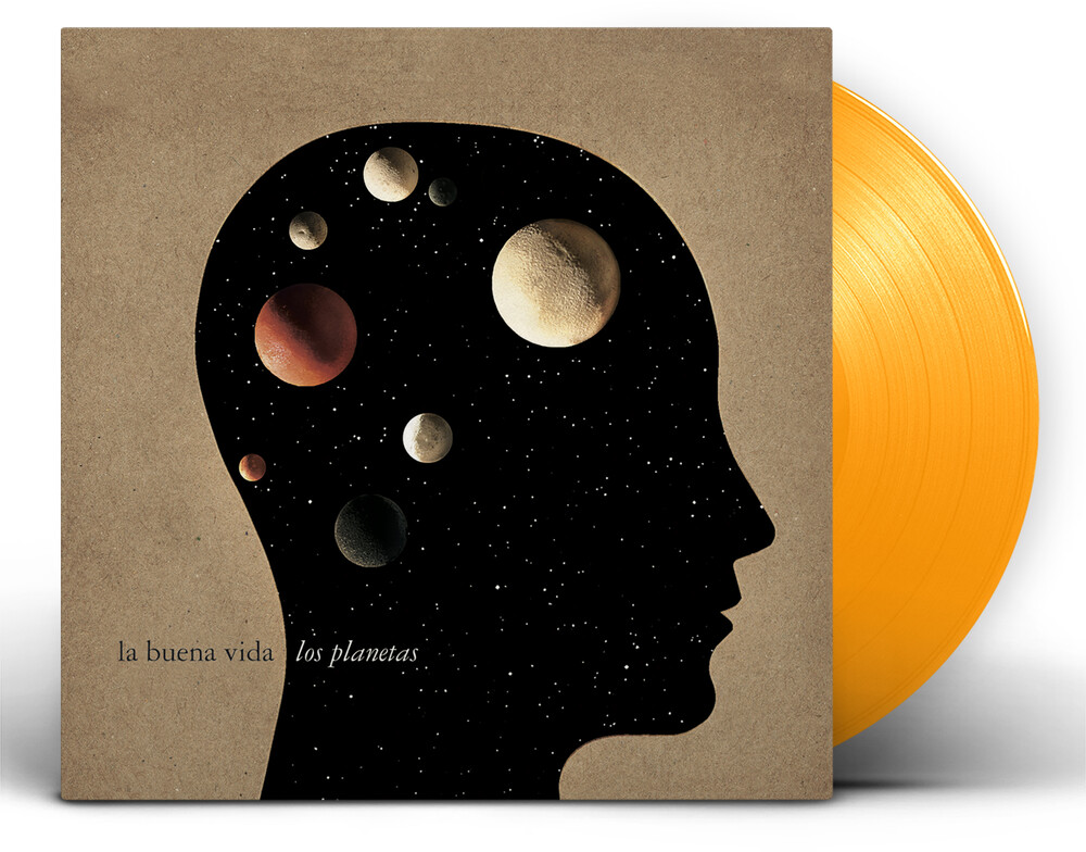 La Buena Vida - Los Planetas [Colored Vinyl] (Spa)