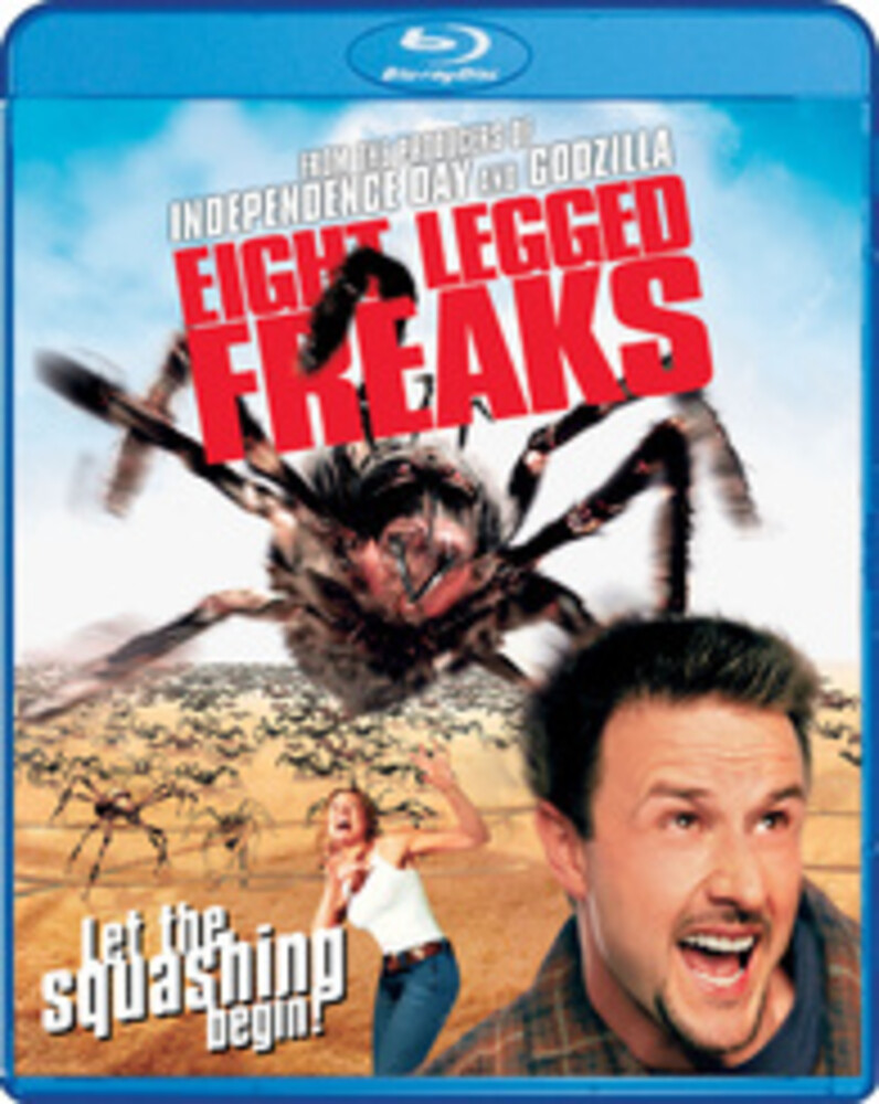 - Eight Legged Freaks