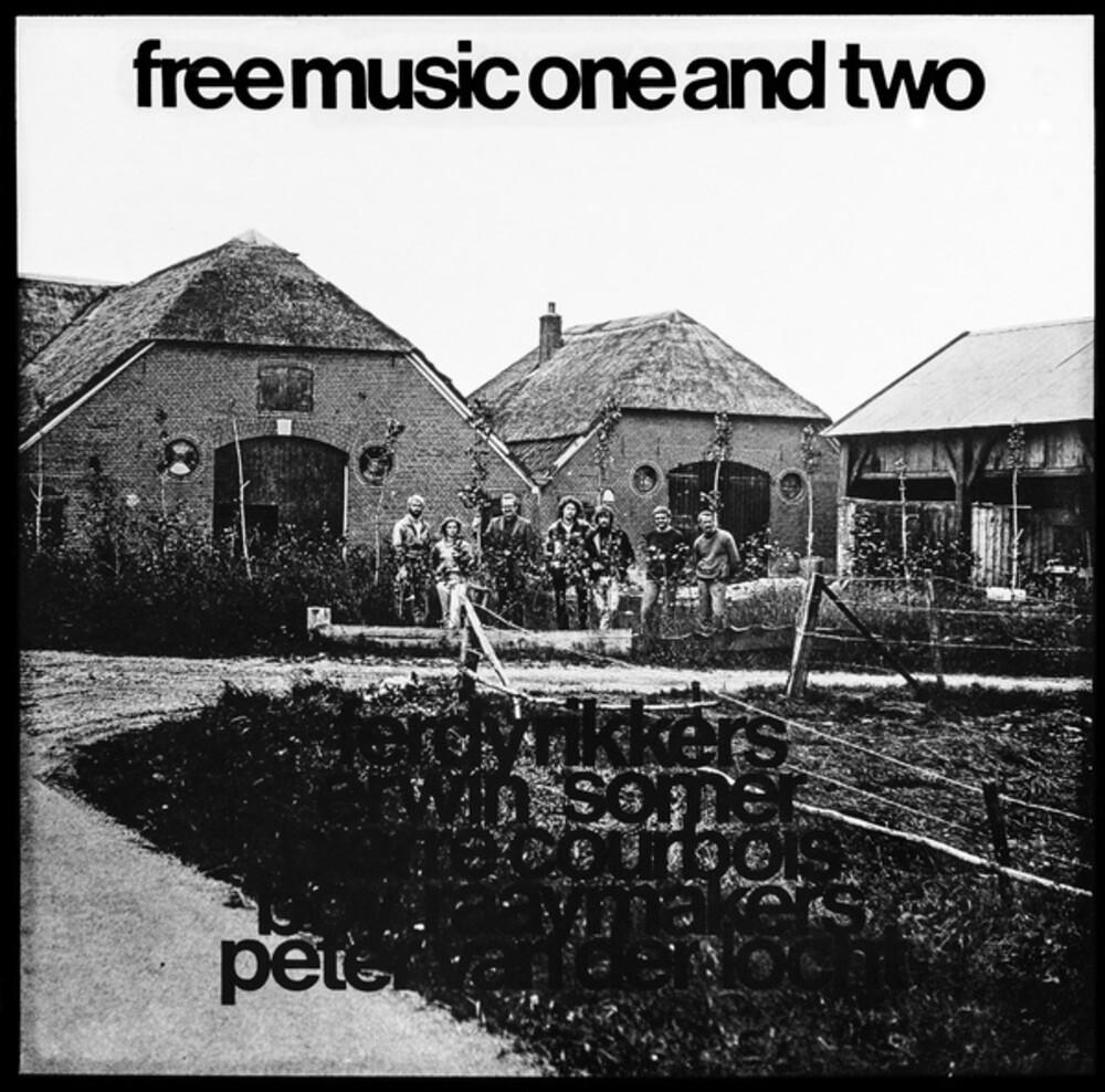 Free Music Quintet - Free Music 1 & 2