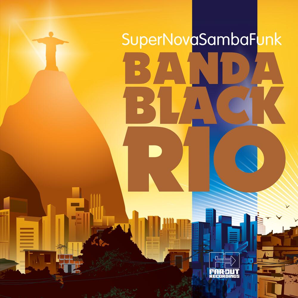 Banda Black Rio - Super Nova Samba Funk (Spa)