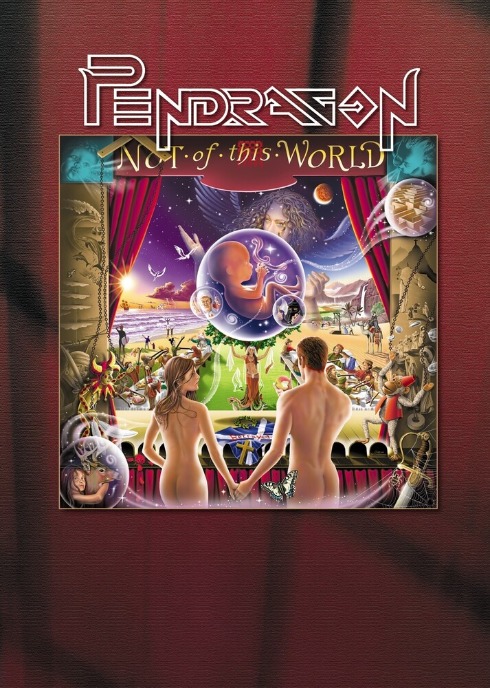 Pendragon - Not Of This World (Uk)