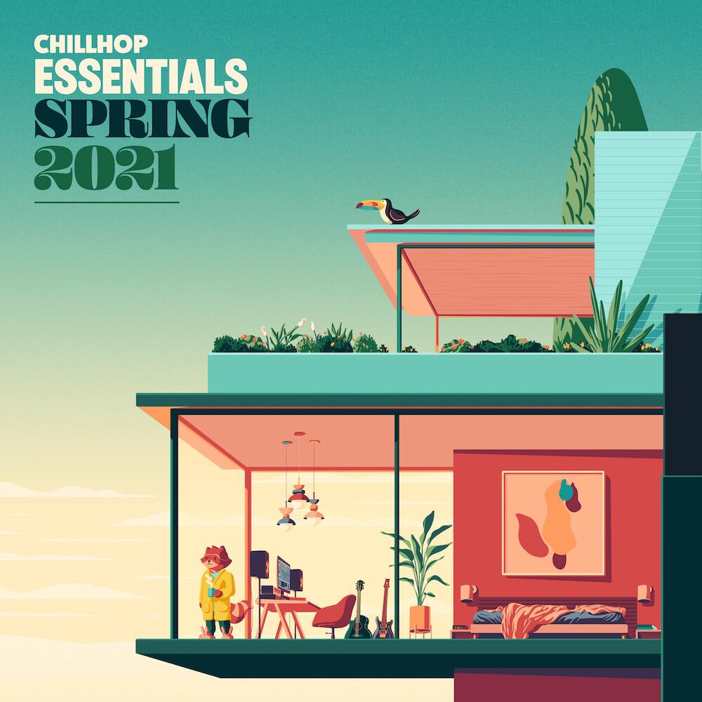 Chillhop Music - Chillhop Essentials Spring 2021