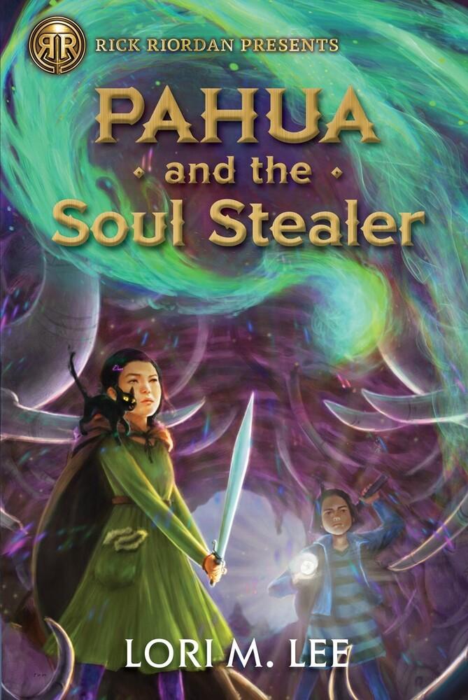 Lori Lee - Pahua And The Soul Stealer (Hcvr)