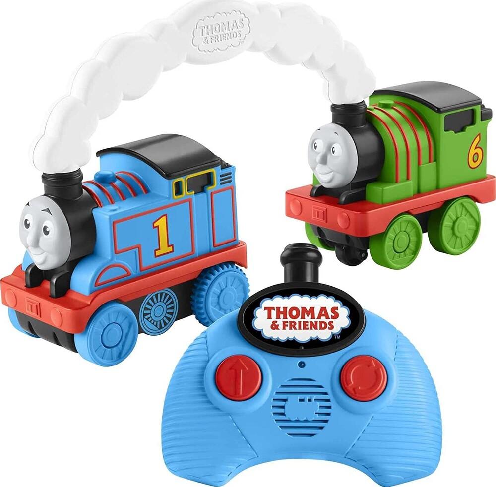 - Thomas Race & Chase Rc (Rc) (Trn)