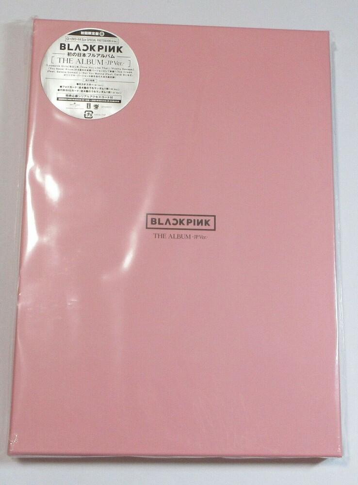 BlackPink - Album (Japan Version) (Limited B Version) (Incl. DVD & Booklet)