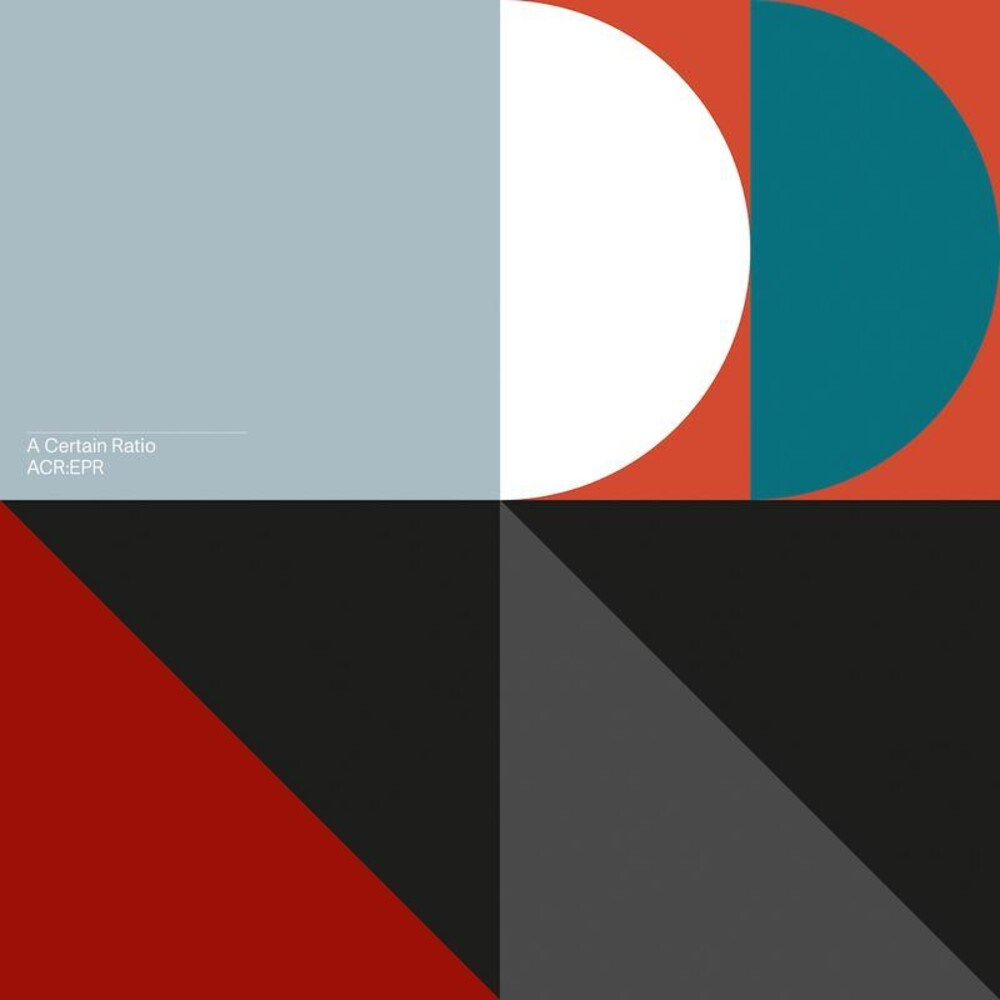 Certain Ratio - Acr:Epr [Colored Vinyl] (Gry) [Limited Edition]