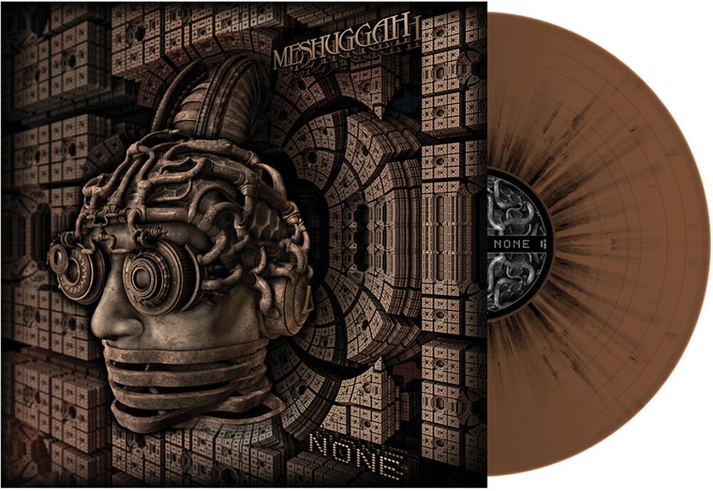 Meshuggah - None (Splatter Vinyl) [Colored Vinyl] (Gate) [Limited Edition]