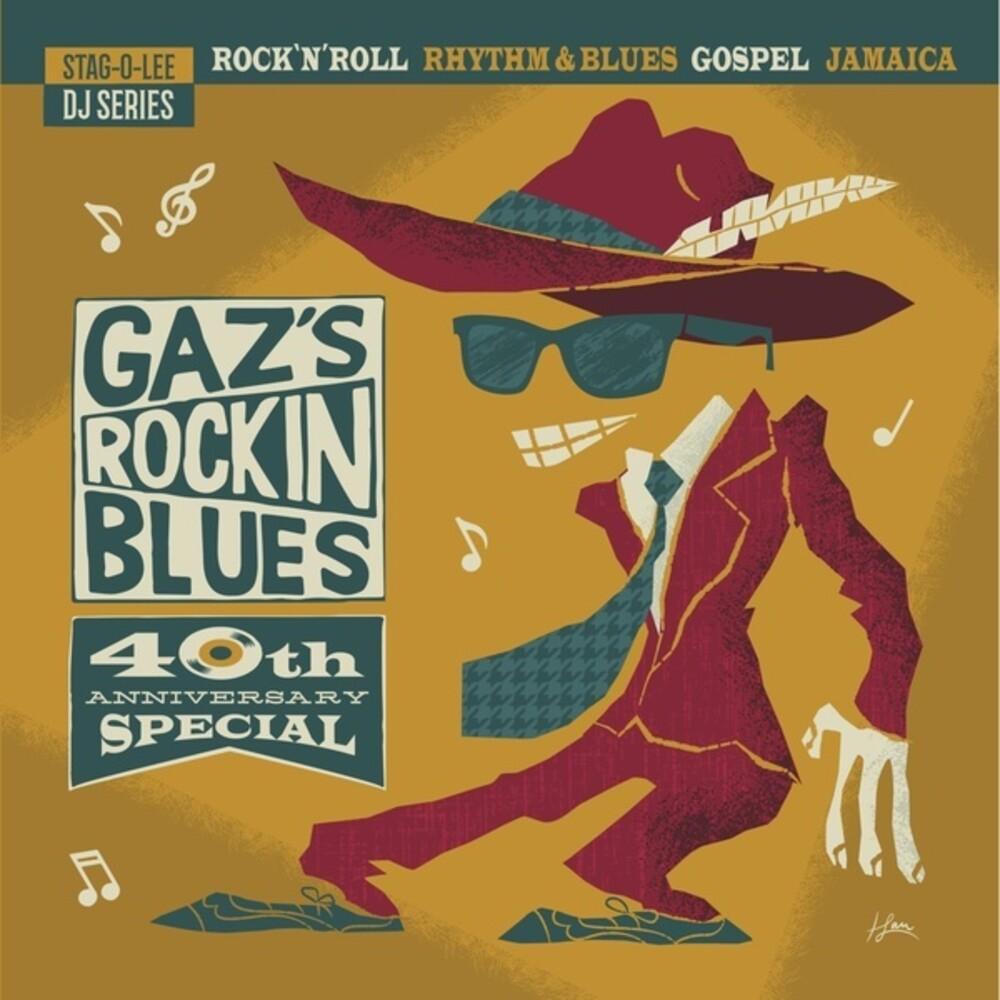 Gaz Mayall - Gaz's Rockin Blues - 40th Anniversary Special