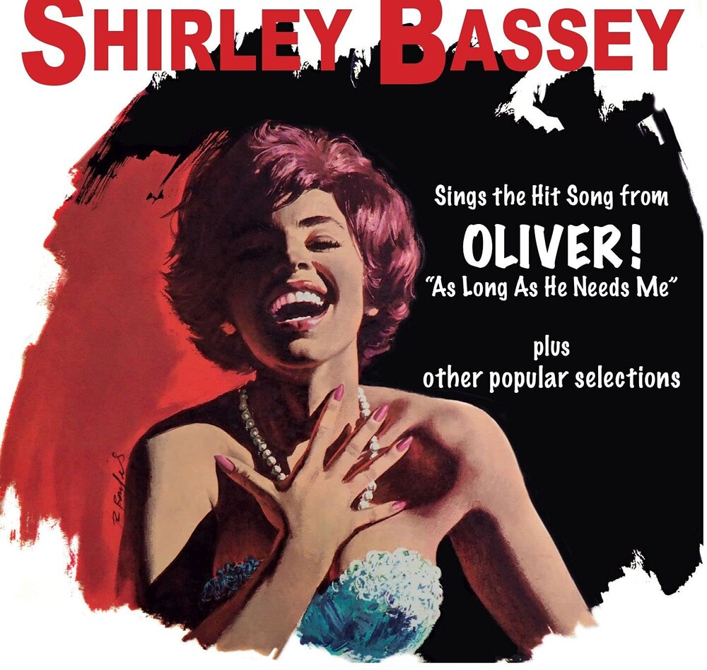 Shirley Bassey - Sings The Songs From Oliver Plus Other Popular