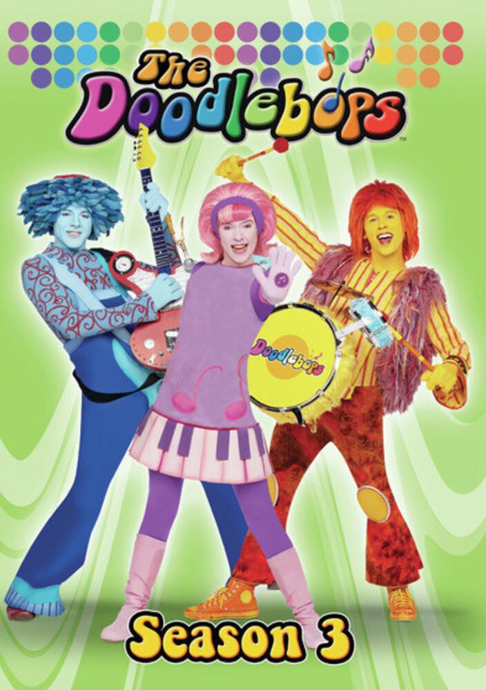 Doodlebops: Season 3 - Doodlebops: Season 3 (3pc) / (Mod 3pk)