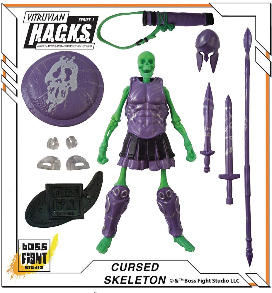 - Vitruvian Hacks Darsalk Cursed Skeleton (Net)