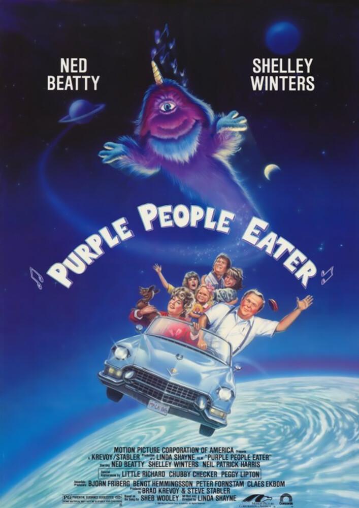 Purple People Eater - Purple People Eater / (Mod)