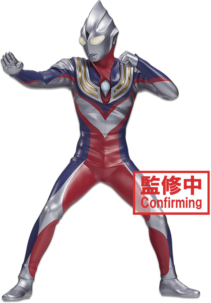 Banpresto - Ultraman Tiga Hero's Brave Statue Ultraman Tiga Da
