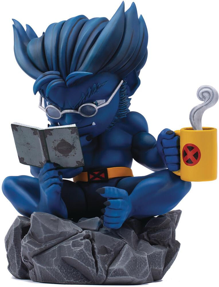 Iron Studios - Minico X-Men Beast Vinyl Statue (Clcb) (Vfig)