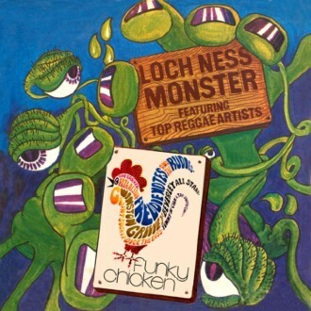 Loch Ness Monster & Funky Reggae / Various - Loch Ness Monster & Funky Reggae / Various (Uk)