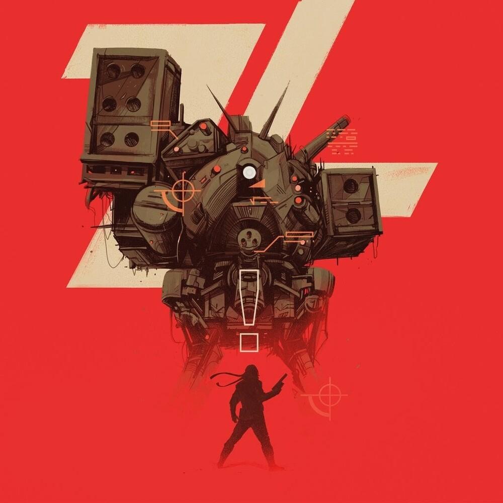 Konami Kukeiha Club (Colv) (Red) - Metal Gear 2: Solid Snake [Colored Vinyl] (Red)
