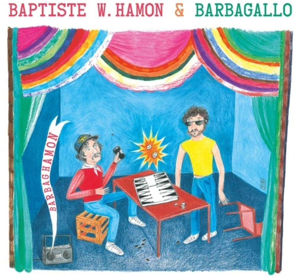 Baptiste Hamon  W & Barbagallo - Barbaghamon