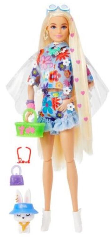 Barbie - Barbie Extra Doll Flower Power (Papd)