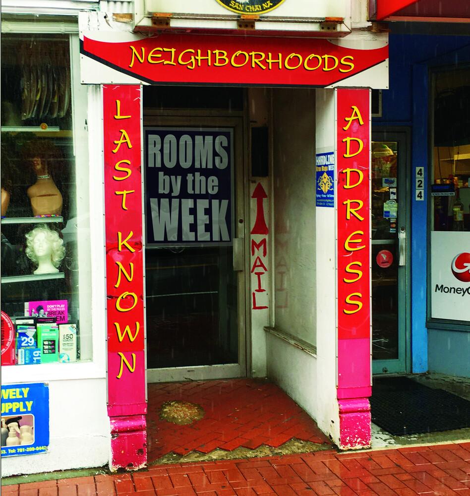 Neighborhoods - Last Known Address