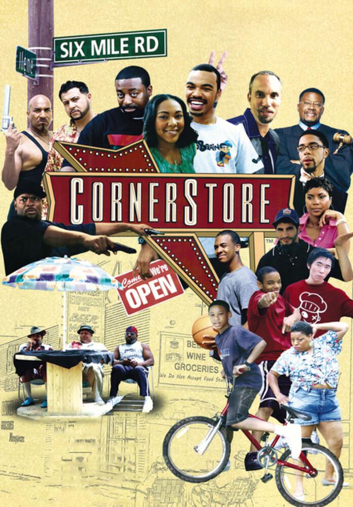 Cornerstore - Cornerstore / (Mod Ac3 Dol)