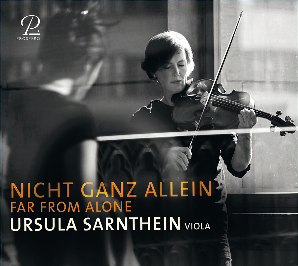 Bach, J.S. / Sarnthein - Far from Alone