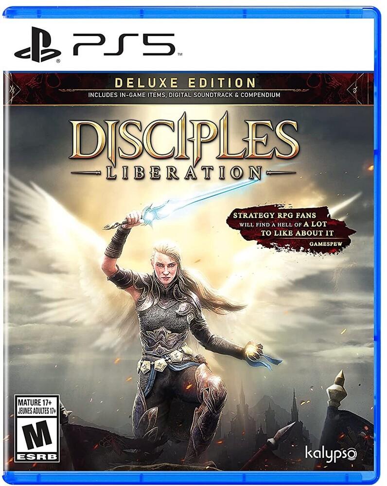 Ps5 Disciples: Liberation - Disciples: Liberation for PlayStation 5