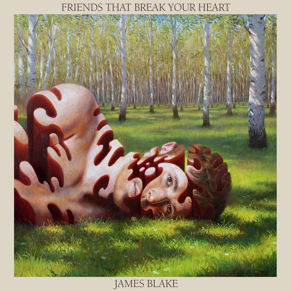 James Blake - Friends That Break Your Heart [Limited]