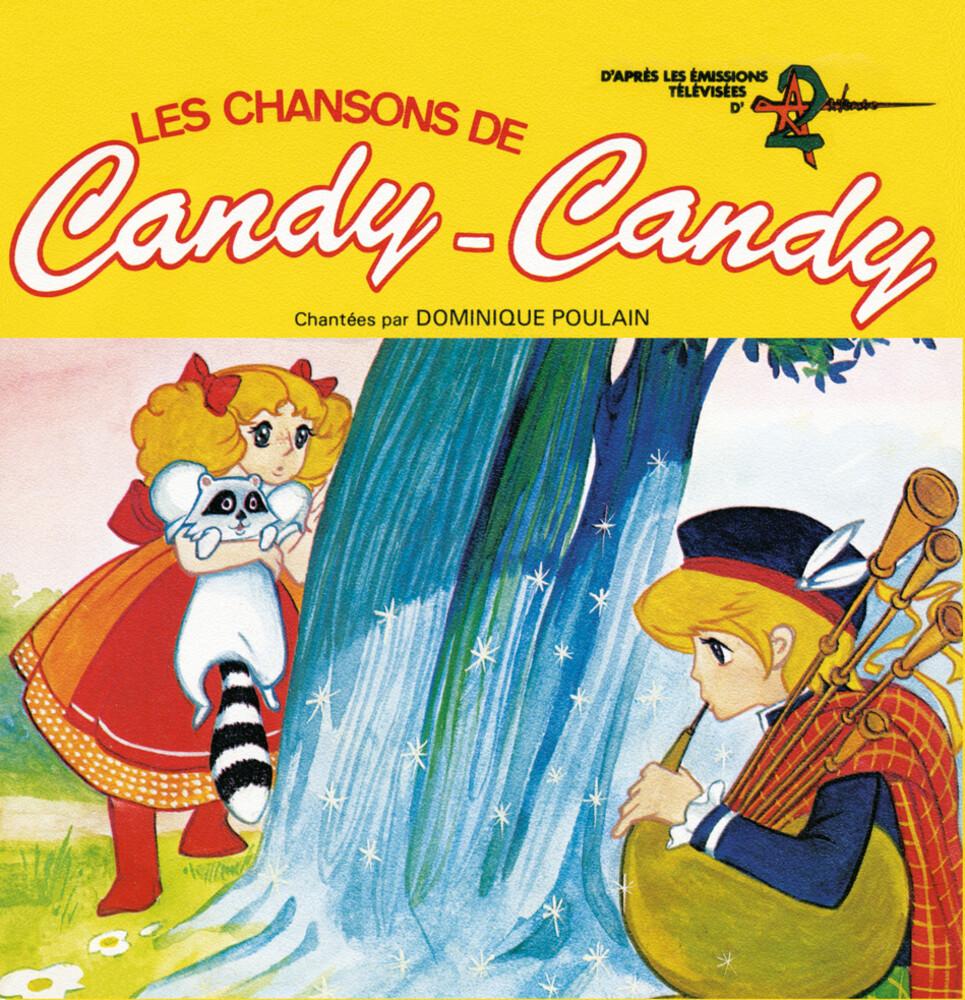 Candy (Uk) - Les Chansons De Candy (Uk)