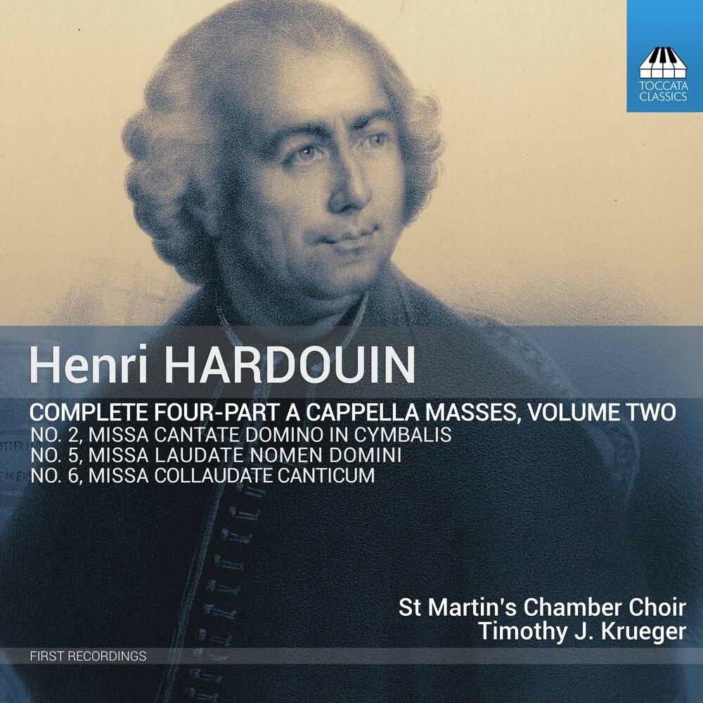 Hardouin / Krueger - Complete Four-Part 2