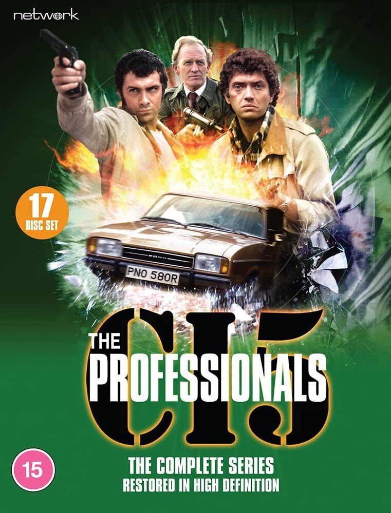 Professionals: The Complete Series - Professionals: The Complete Series (17pc) / (Box)
