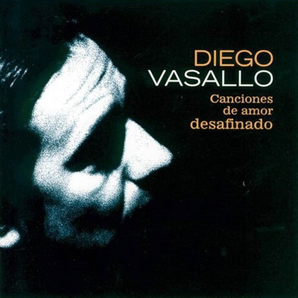 Diego Vasallo - Canciones De Amor Desafinado (LP + CD)