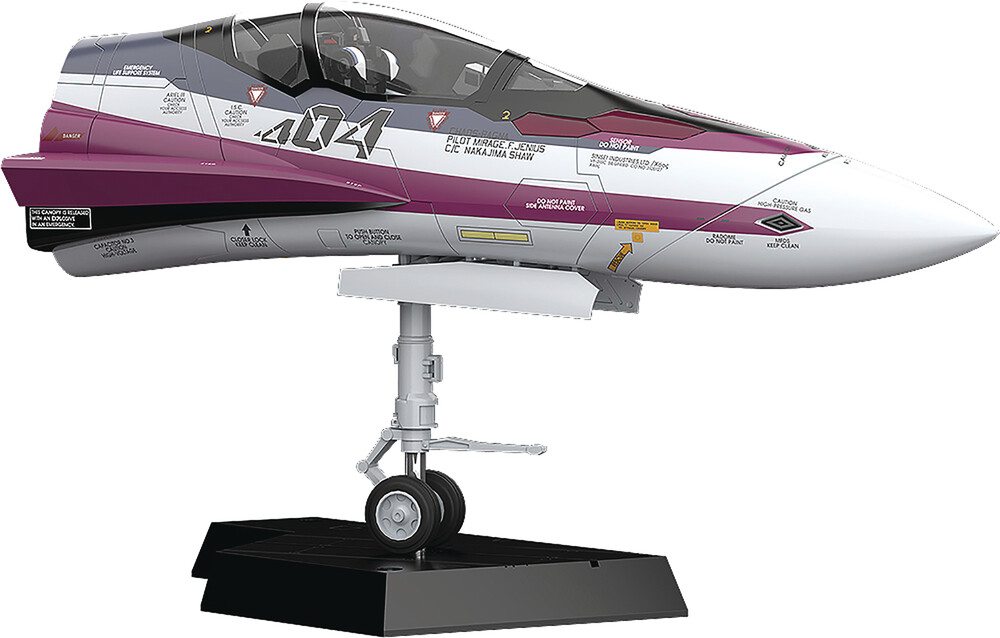 Max Factory - Plamax Mf-52 Macross Delta Nose Coll Vf-31c 1/20 M