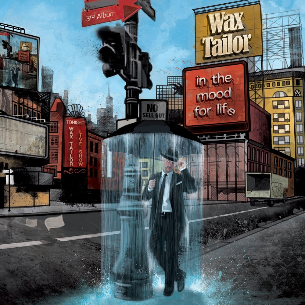 Wax Tailor - In The Mood For Life [Download Included]