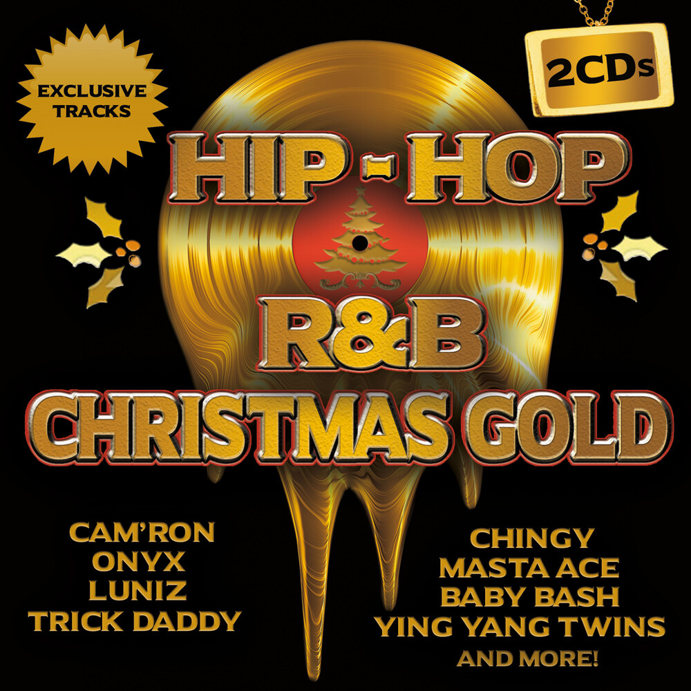 Hip Hop & R&B Christmas Gold / Various - Hip Hop & R&B Christmas Gold / Various